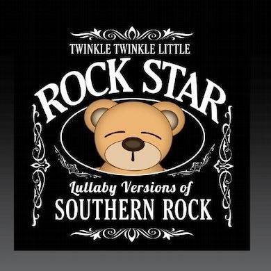 Twinkle Twinkle Little Rock Star LULLABY VERSIONS OF SOUTHERN ROCK (MOD) CD