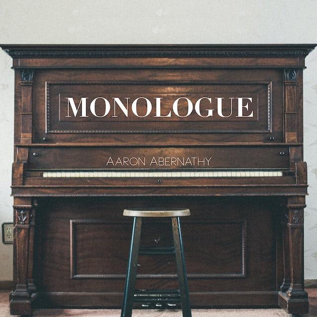 Aaron Abernathy MONOLOGUE Vinyl Record