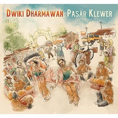 Dwiki Dharmawan PASAR KLEWER CD