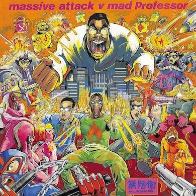Massive Attack NO PROTECTION Vinyl Record