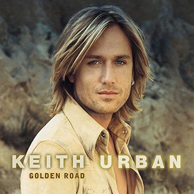 Keith Urban GOLDEN ROAD Vinyl Record