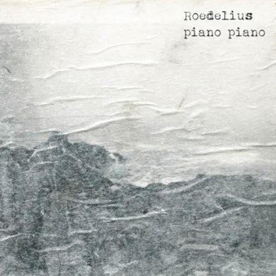 Roedelius PIANO PIANO Vinyl Record