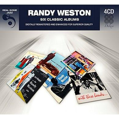 Randy Weston 6 CLASSIC ALBUMS CD