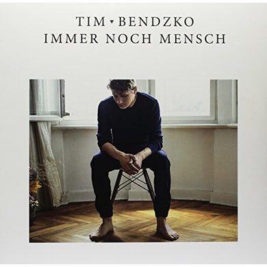 Tim Bendzko IMMER NOCH MENSCH Vinyl Record