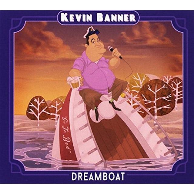 Kevin Banner DREAMBOAT CD