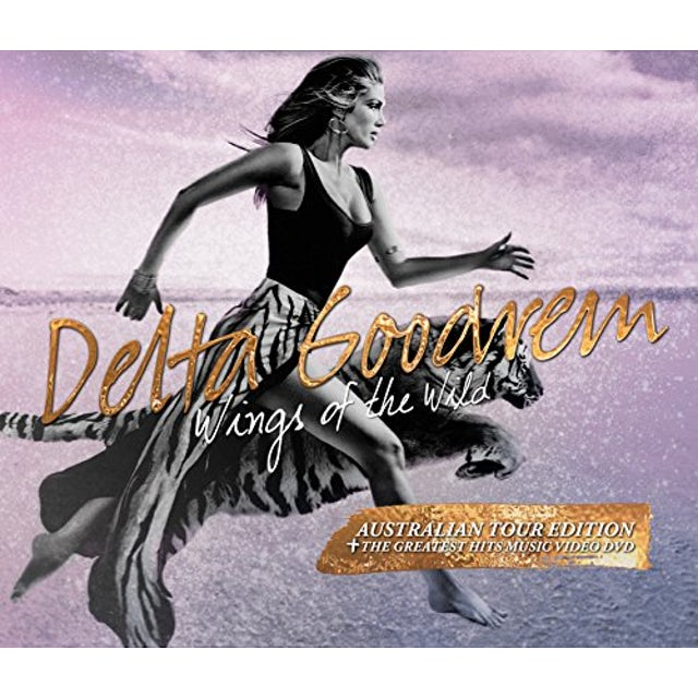 Delta Goodrem WINGS OF THE WILD: TOUR EDITION CD
