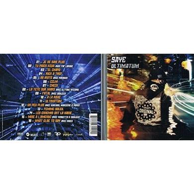 Saye ULTIMATUM CD