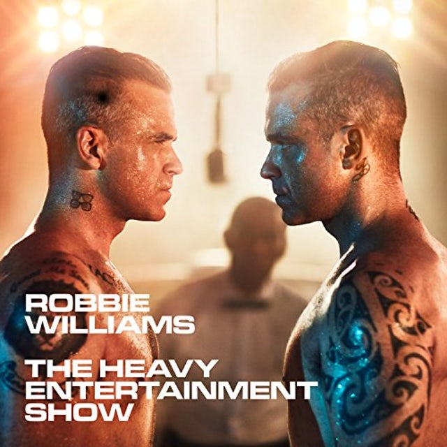 Robbie Williams HEAVY ENTERTAINMENT SHOW CD