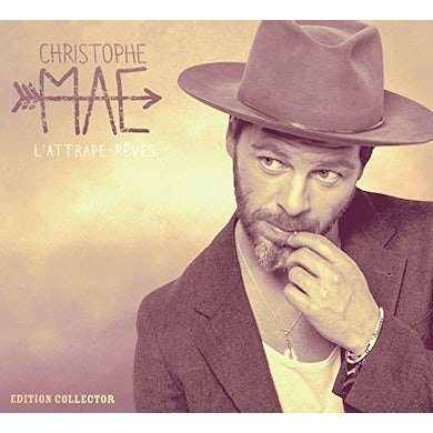 Christophe Mae L'ATTRAPE REVES: SPECIAL EDITION CD