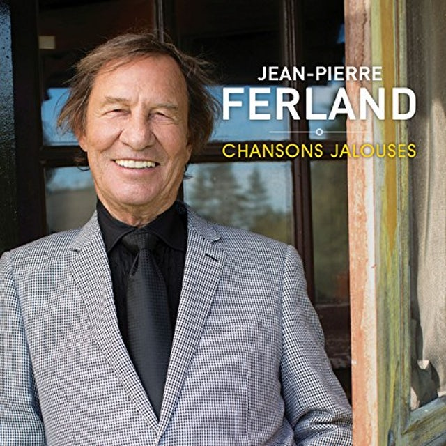 Jean-Pierre Ferland CHANSONS JALOUSES CD