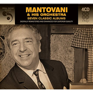 Mantovani 7 CLASSIC ALBUMS CD