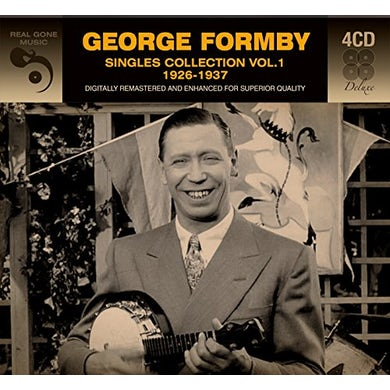George Formby SINGLES COLLECTION CD
