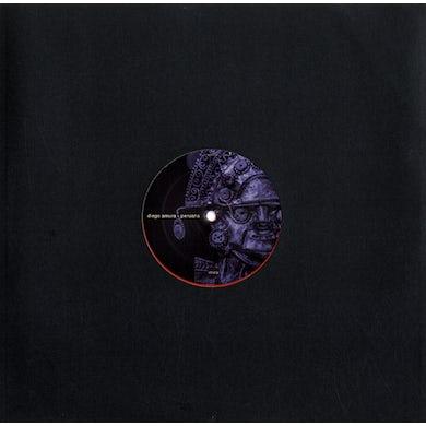 Diego Amura PERUANA Vinyl Record