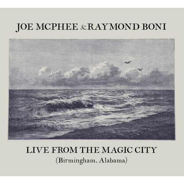 Joe Mcphee LIVE FROM THE MAGIC CITY (BIRMINGHAM ALABAMA) CD