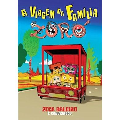 E CONVIDADOS: A VIAGEM DA FAMILIA ZORO DVD