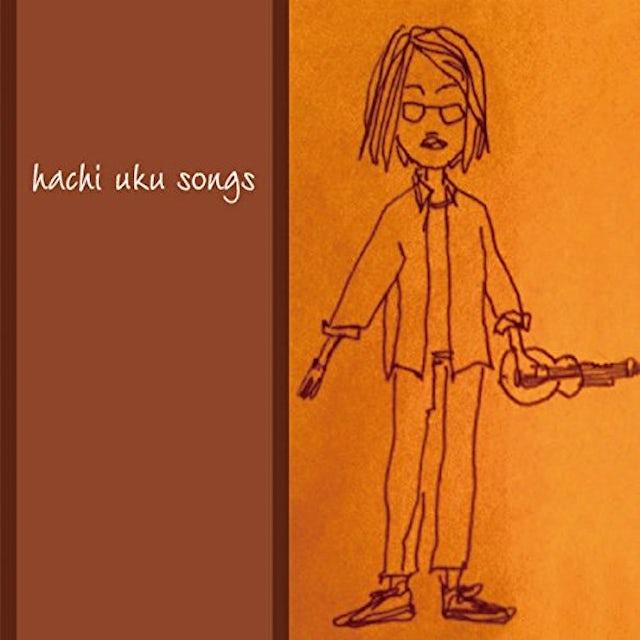 Hachi UKU SONG CD