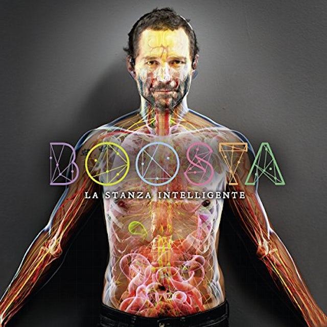 Boosta LA STANZA INTELLIGENTE CD