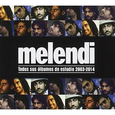 Melendi DISCOGRAFIA COMPLETA CD