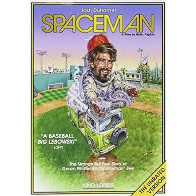 SPACEMAN DVD