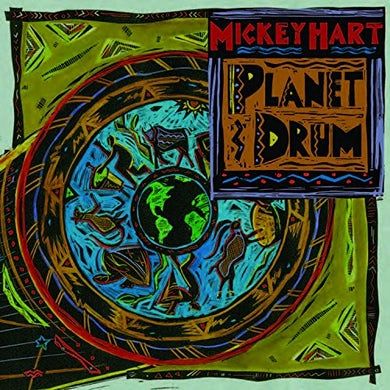 Mickey Hart PLANET DRUM CD