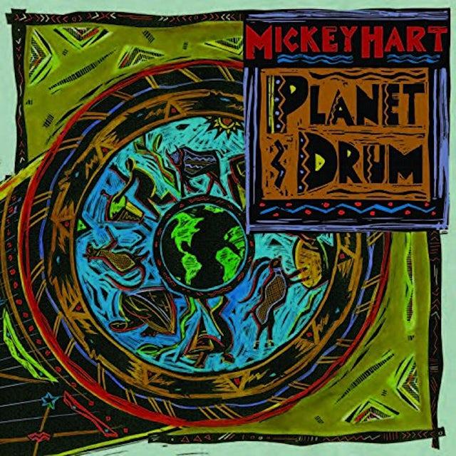 Mickey Hart PLANET DRUM CD