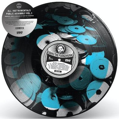 Damu The Fudgemunk PUBLIC ASSEMBLY Vinyl Record