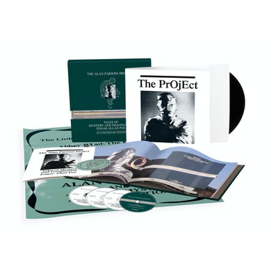 Alan Parsons Project Tales Of Mystery & Imagination (Deluxe Edition) CD