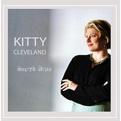 Kitty Cleveland SACRED ARIAS CD