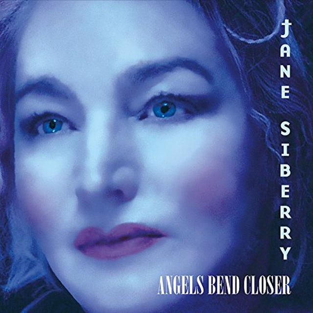 Jane Siberry ANGELS BEND CLOSER CD