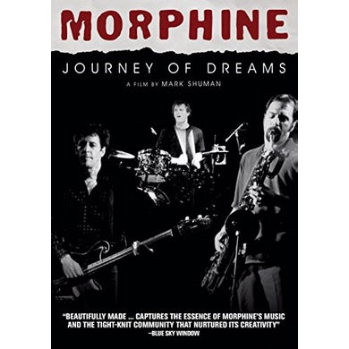 MORPHINE DVD