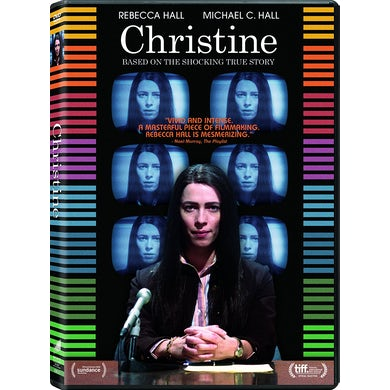 CHRISTINE (2016) DVD