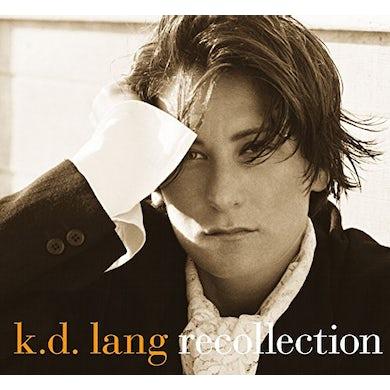 K.D. Lang RECOLLECTION (SINGLE CD) CD