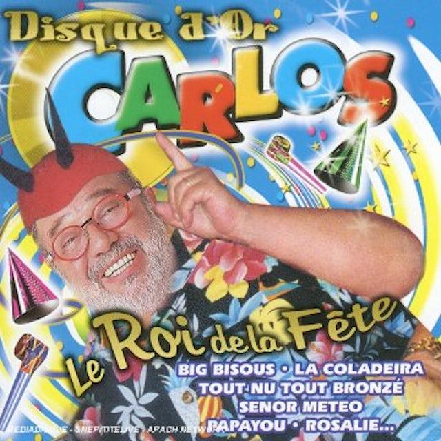 Carlos LA MAGIE DES CHANTS GREGORIENS CD
