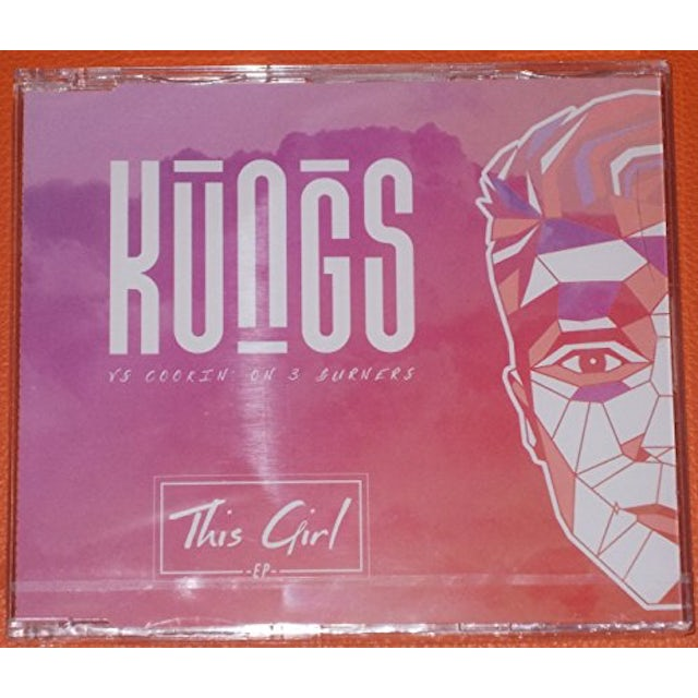 Kungs THIS GIRL Vinyl Record