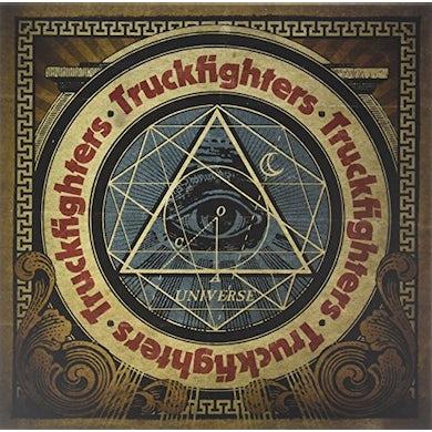 Truckfighters UNIVERSE (CLEAR VINYL) Vinyl Record
