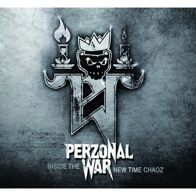 PERZONAL WAR INSIDE THE NEW TIME CHAOZ CD