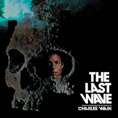 John Barry LAST WAVE / Original Soundtrack Vinyl Record