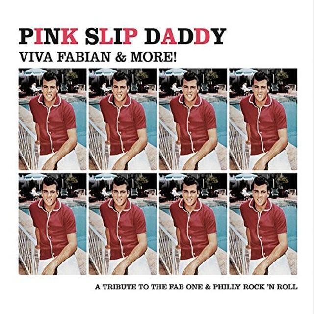 PINK SLIP DADDY VIVA FABIAN & MORE CD