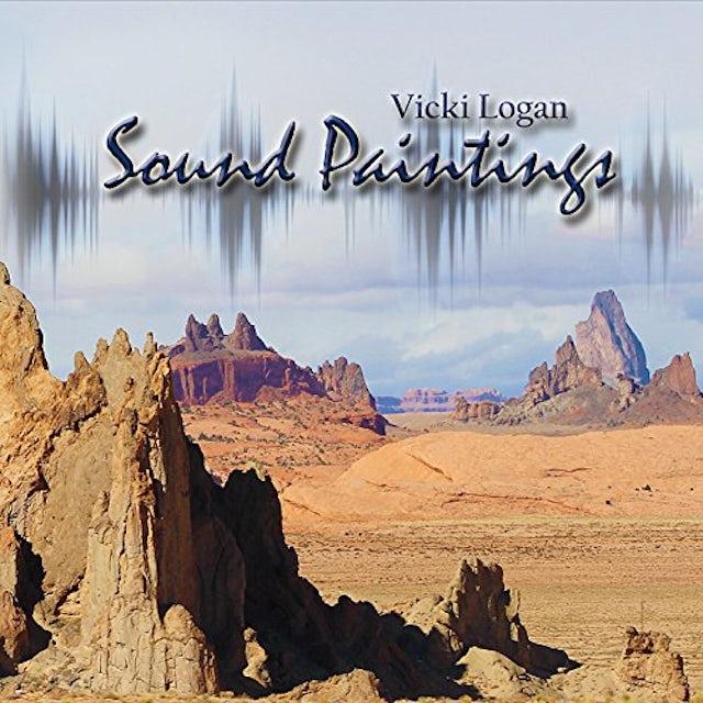 Vicki Logan SOUND PAINTINGS CD