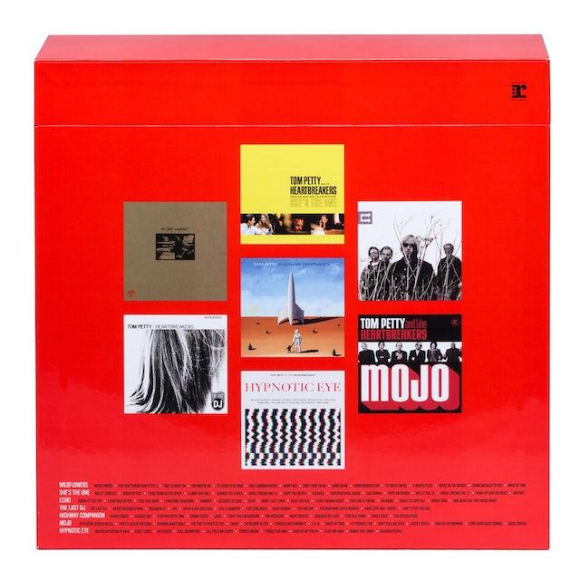Tom Petty and the Heartbreakers COMPLETE STUDIO ALBUMS VOLUME 2 (1994-2014) Vinyl Record Box Set