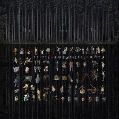 Hamid INTRISTIC RANDOMNESS Vinyl Record