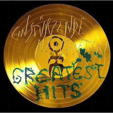 Einstürzende Neubauten GREATEST HITS Vinyl Record