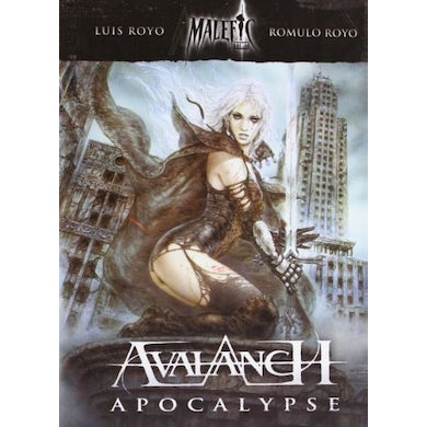 Avalanch MALEFIC TIME APOCALYPSE CD
