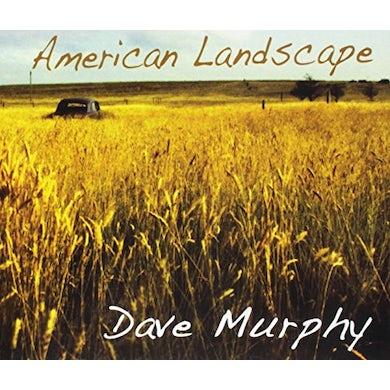 Dave Murphy AMERICAN LANDSCAPE CD