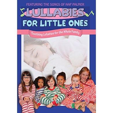 Hap Palmer LULLABIES FOR LITTLE ONES DVD