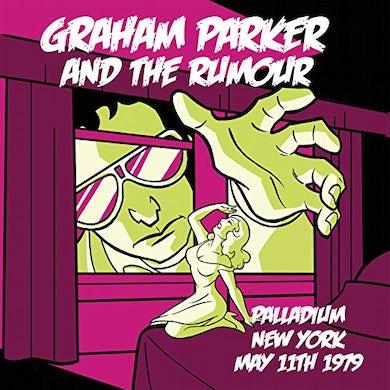 Graham Parker LIVE IN NEW YORK Vinyl Record