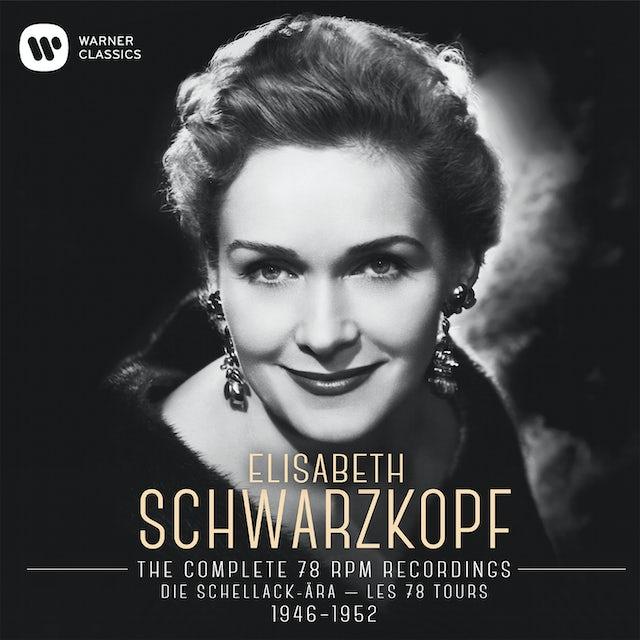 Elisabeth Schwarzkopf COMPLETE 78 RPM RECORDINGS CD