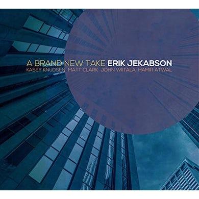 Erik Jekabson BRAND NEW TAKE CD