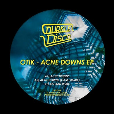 Otik ACNE DOWNS Vinyl Record