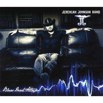 Jeremiah Johnson Blues Heart Attack CD
